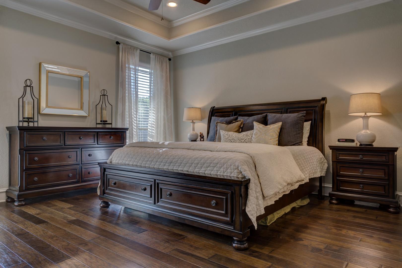Foto Beispiel Schlafzimmer einrichten